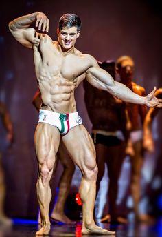 Pietro Boselli from WBFF UK 2014