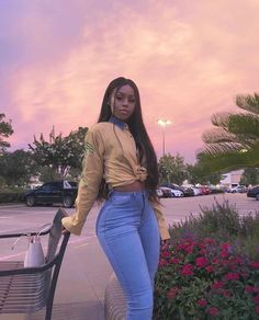 straight hairstyles for black women unprocessed virgin remy human hair, DHL worldwide shipping,great promotion and extra coupons. Dope Outfits, Trendy Outfits, Girl Outfits, Summer Outfits, Fashion Outfits, Womens Fashion, Baddies Outfits, Ghetto Outfits, Vetement Fashion