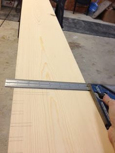 Wilker Do's: DIY Growth Chart Ruler Baby Diy Projects, Weekend Projects, Wood Projects, Growth Chart Ruler, Growth Charts, Woodworking Plans, Woodworking Projects, Wooden Height Chart, Puzzle Frame
