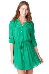 Greenwood Avenue Dress
