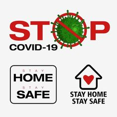 stay home stay safe poster Safety Clipart, Adobe Illustrator, Medical Posters, Black Background Images, Cartoon Kunst, Home Icon, Technology Background, Logo Design Template, Stay Safe