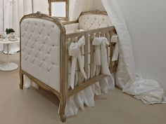Luxury baby room Era Uma Casa