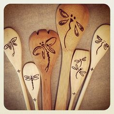 dragonfly pyrography pattern - Google Search