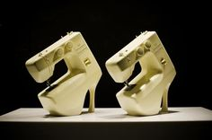 Still Cool | Lernert & Sander - Selfridges Shoe Galleries - Production: Blinkart - Photography: Lex Kembery