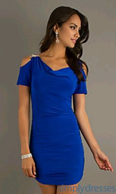 #bluedresses