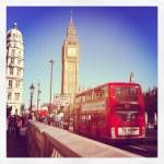 Big Ben & a red bus! Red Bus, London Bus, London Calling, Big Ben, Travel Inspiration, Places To Go, Adventure, Building, Design