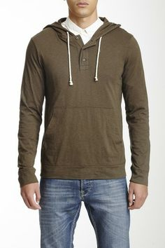 Life After Denim Waterfront Henley Rugged Style, Rugged Men, Casual Chic  Style, Casual 8d08cdd1b1