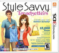 Style Savvy Trendsetters (3DS Rom) Download | madloader.com