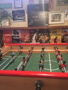 Bar Kick | With locations in Shoreditch and Exmouth Market, Bar Kick is a great way to while away an evening. It's table football–focused, with some Spanish snacks, and it's astonishingly cheap – only £1 a game. House rules say winner stays on, unless you've discussed otherwise.17 Nights Out In London For When You're Not Drinking