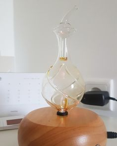 @organicaromas Got my diffuser and it is excellent!!!