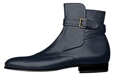 J.M. Weston is a French brand that is renowned for its handmade luxury mens shoe designs.