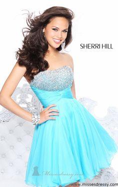 Sherri Hill 11018 Sherri Hill Glitz Bridal, Prom, Pageant and Formal Store - Nashville, TN! Dream dress right here. Sherri Hill Prom Dresses Short, Cheap Homecoming Dresses, Prom Dresses Online, Dresses Uk, Cute Dresses, Beautiful Dresses, Formal Dresses, Prom Gowns, Mini Dresses