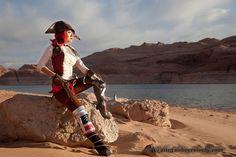 Stella Chuu - Captain Scarlett (Borderlands) ~ by SubversivePhotography / LynxPics