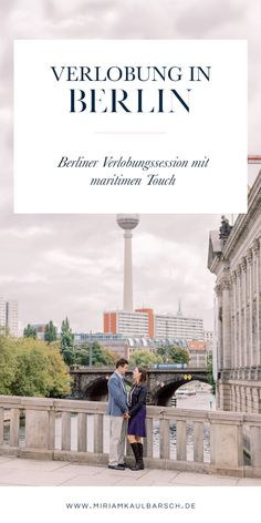 Verlobung mit maritimen Touch in Berlin Berlin, Posts, World, Awesome, Blog, Engagement, Messages, Blogging, The World