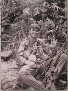 William Gabbard, RT Rattler, MACV-SOG ~ Vietnam War
