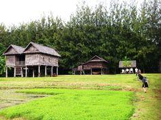 จิม ทอมป์สัน ฟาร์ม Asian House, Farm Stay, Good House, Classic Style, Houses, Exterior, Peace, Cabin, Detail