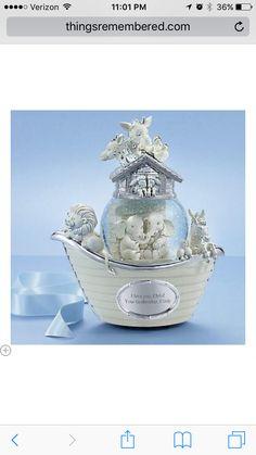 Baptism music box