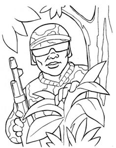 Military Coloring Pages - Free and Printable | Navy air force, Air ...