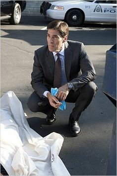 Thomas Gibson from Criminal Minds