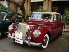 Vintage & Classic Mercedes Benz Cars