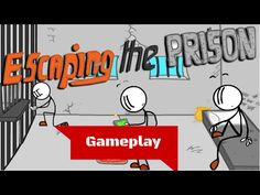 Escaping the prison (gameplay) - YouTube