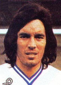 Miguel Angel Giachello.Campeón con Independiente de Avellaneda en Copa Libertadores de América 1974.
