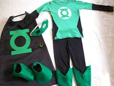 My son wants to be Green Lantern because of the Ring ;)