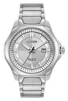 Citizen Citizen Eco-Drive  SUPER TITANIUM AW1540-88A Super titanio