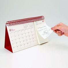 2013 goo Calendar  Month  amp  Day  Calendar by Katsumi Tamura