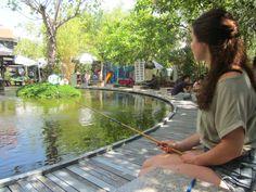 Fishing at Thuy Moc, Ho Chi Minh City