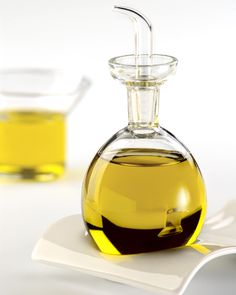 Olive Oil: I suggest having two. One for everyday use, and healthier alternative to butter. One high quality to add to salads or pastas for it's impeccable warm and deep flavor. I use my good olive oil on leaf lettuce with a squeeze of lemon and S & P as a side dish.