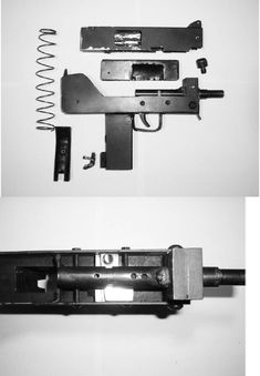 The MAC-10 Construction Guide - Practical Scrap Metal Small Arms Vol.6. Loading that magazine is a pain! Get your Magazine speedloader today! http://www.amazon.com/shops/raeindf