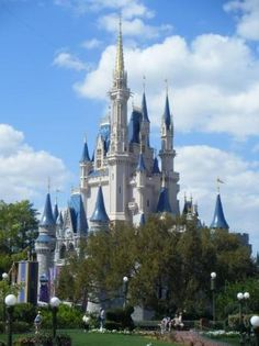 Disney World, FL...everyone needs to go there at least once or twice....