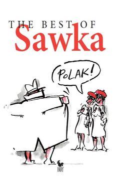 """The Best of Sawka"" Henryk Sawka Published by Wydawnictwo Iskry 2008"
