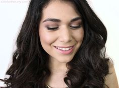 Spring Smoky Eye with the Lancome French Nude Collection   Slashed Beauty