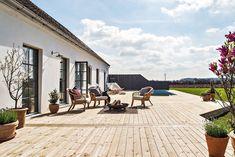 Skånelänga terrass