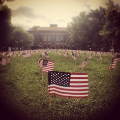 On this day, we remember the brave lives lost 13 years ago.