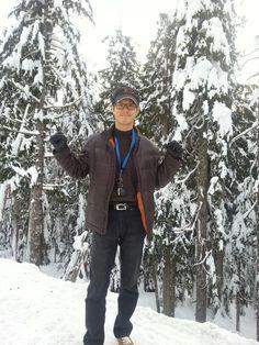 Cypress Mt. at Vancouver. CA