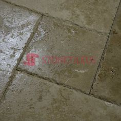 noce brushed and chiseled french pattern travertine tiles darker wet 2 Stone Quarry, French Pattern, Travertine Tile, Tile Floor, Tiles, Things To Come, Wall Tiles, Tile, Backsplash