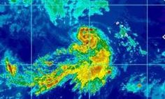 Tropical Storm Dorian Forms In Eastern Atlantic - http://earthchangesmedia.com/tropical-storm-dorian-forms-in-eastern-atlantic