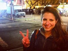 Christina Freundlich is a Democrat communications expert, but she's created a PR mess for herself.  During a visit to New York City, she snapped a selfie outside the building that was destroyed by a deadly explosion last week. Two people were killed and 25 hurt in the blast.