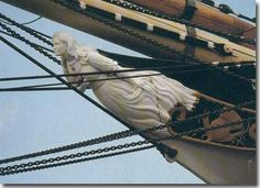 Image detail for -Ahoy - Mac's Web Log - A Brief History of the Ship's Figurehead