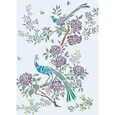 Haloo.. Kalau motifnya kayak gini gimana..lucuuu kan.. 😍😍😍 #pattern #patternshirt #lovepattern #peacockbird