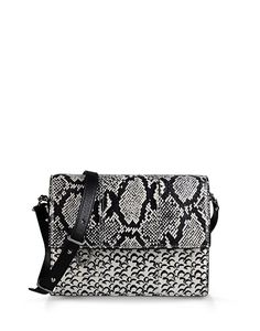 """Barbara Bui Python """"Madness"""" bag from Spring Summer 2014 collection"""