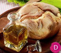 Λαδόψωμα   Dina Nikolaou Greek Cooking, Food Time, Bread Rolls, Greek Recipes, Greece, Bakery, Appetizers, Pie, Greece Country