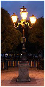 La farola más antigua del barrio de La Prosperidad, Madrid, adaptada a electricidad tras haber sido de gas (CC)-by Alvy Madrid, Gas Lights, Street Lights, Street Lamp, Beautiful Lights, Lanterns, Barcelona, Victorian, Type