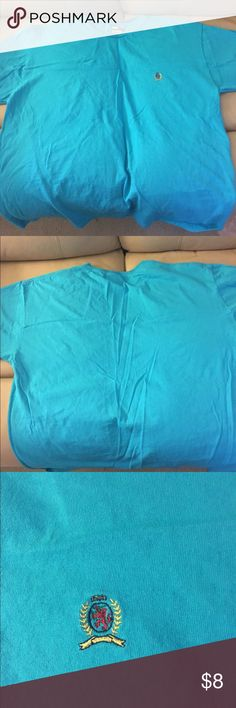 Mens XL Tommy Hilfiger Crested TShirt Mens XL Tommy Hilfiger Crested TShirt Tommy Hilfiger Shirts Tees - Short Sleeve