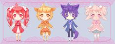 LollyGlow adopts series 2 [CLOSED] by Ross-86.deviantart.com on @DeviantArt