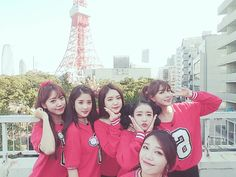 #APink at the top of the charts of Japan with their new Japanese single
