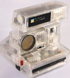 Polaroid Autofoucs 660 Transparent Housing